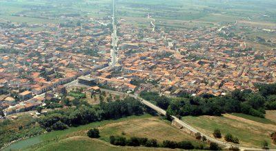 Foto aeree di Grazzanise