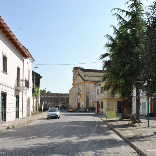 Frazione Brezza Chiesa San Martino