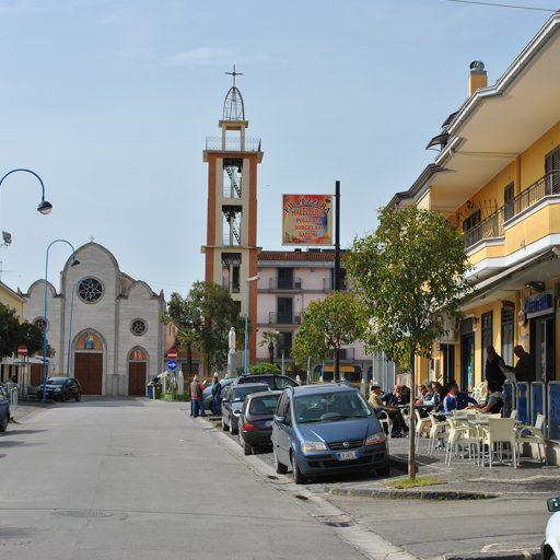 Piazza Montevergine