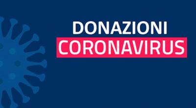 Donazioni Covid 19