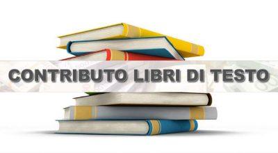 CONTRIBUTO ACQUISTO LIBRI DI TESTO PER L'ANNO SCOLASTICO 2020/2021