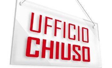 AVVISO AI CITTADINI – CHIUSURA UFFICIO TRIBUTI 01 MARZO