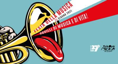 """AVVISO PUBBLICO PER LA PARTECIPAZIONE ALLA MANIFESTAZIONE """"FESTA DELLA MUSICA ANNO 2021 – SQUILLI DI MUSICA E DI VITA"""" DEL COMUNE DI GRAZZANISE"""